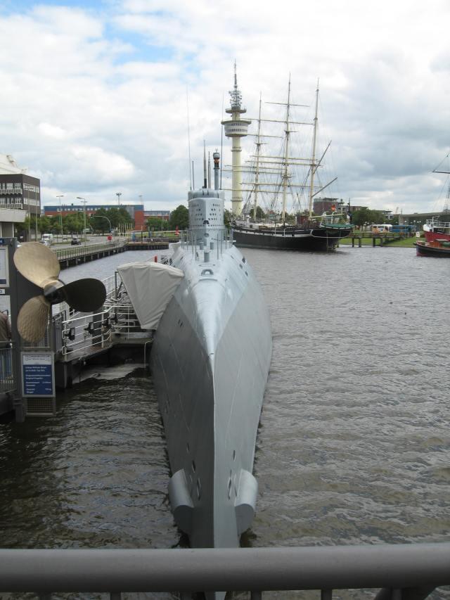 """Bremerhaven """"Wilhelm Bauer"""""""