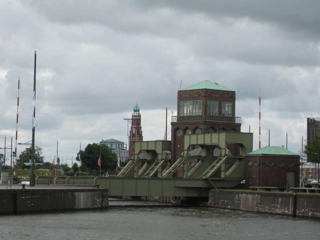 Bremerhaven lock