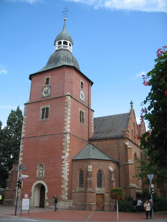 Vechta St. Georg church