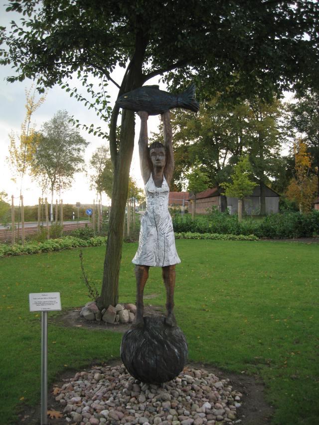 Statue Balance: Goldenstedt