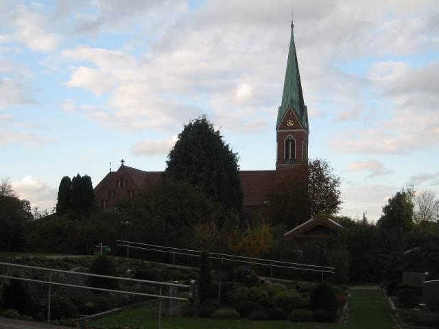 St. Gorgonius church, Goldenstedt