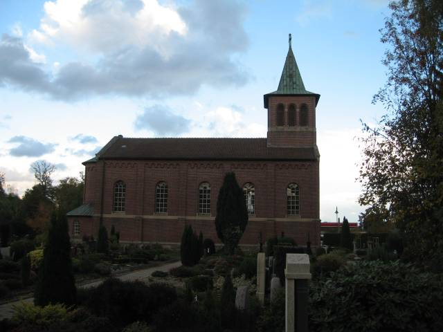 Lutheran church Goldenstedt