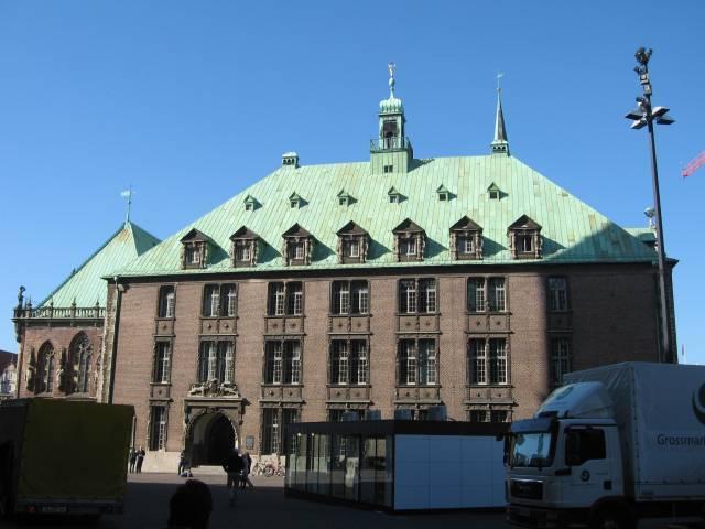 Bremen new town hall