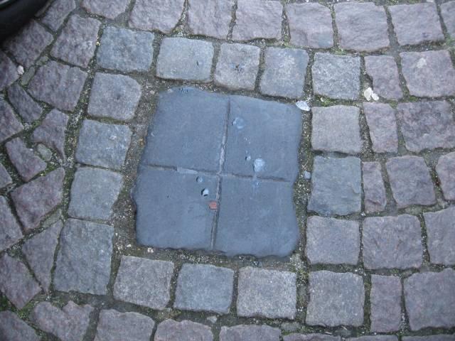 Bremen Gesche Gottfried stone