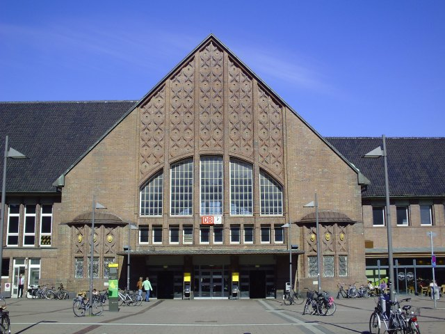 Oldenburg central station