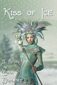 Kiss of Ice by Cora Buhlert