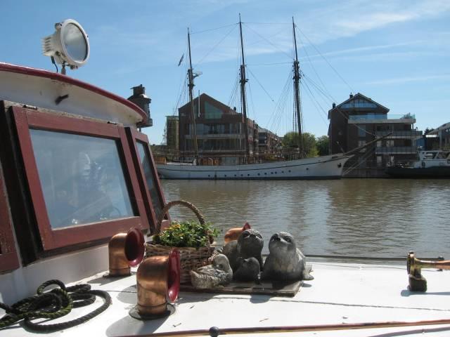 Leer harbour