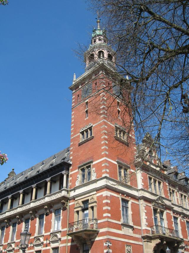 Leer townhall