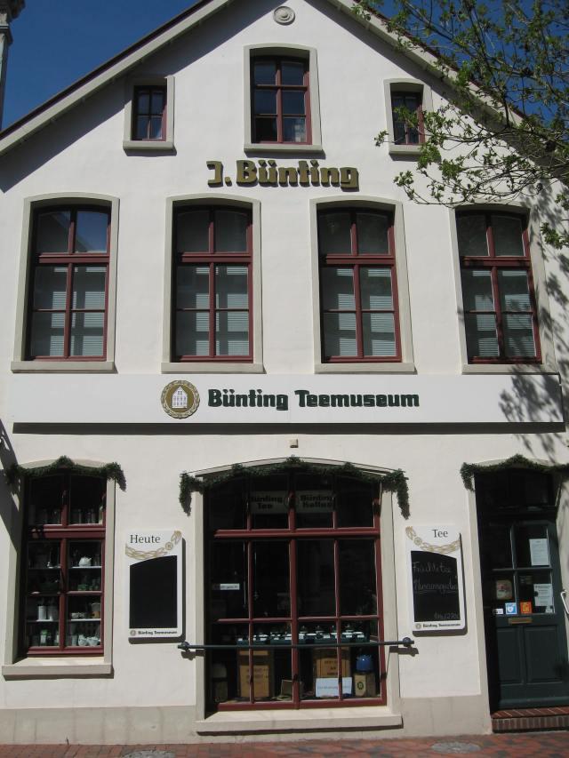 Bünting tea museum