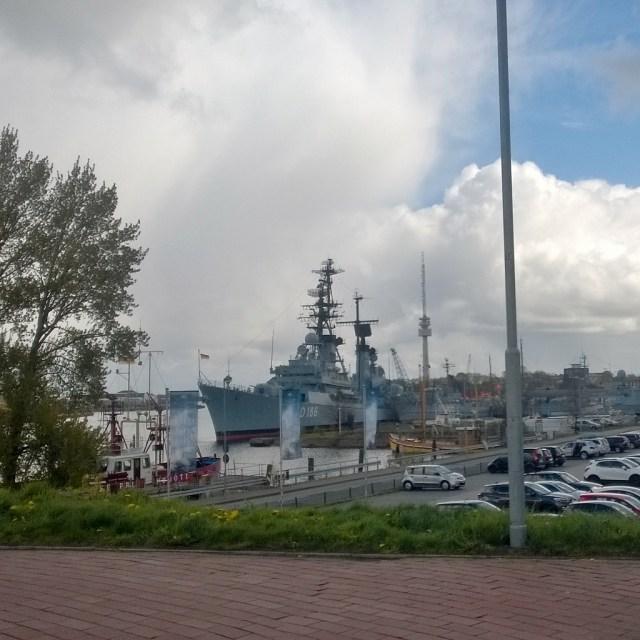 Wilhemshaven destroyer Möldens