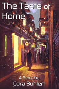 The Taste of Home by Cora Buhlert