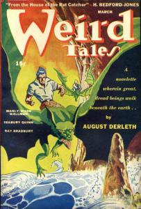 Weird Tales, March 1944