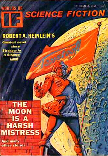 Worlds of IF, December 1965