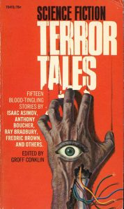 Science Fiction Terror Tales