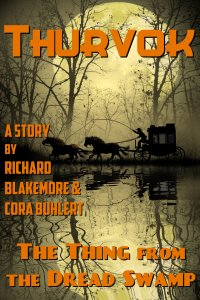 The Thing from the Dread Swamp by Cora Buhlert