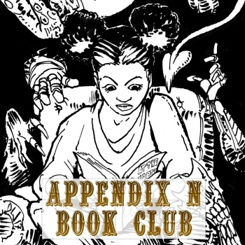 Appendix N Book Club logo