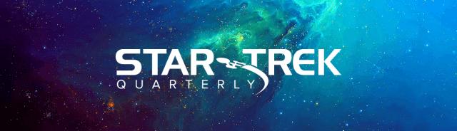 Star Trek Quarterly banner