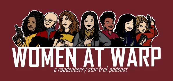 Women at Warp header