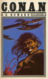 French edition of Conan