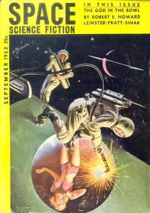 Space Science Fiction September 1952