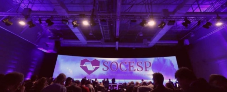 Jennifer França organiza o XXXIV Simpósio de Psicologia em Cardiologia da SOCESP - 2018 1