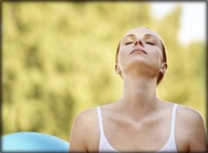 冷静,保つ.簡単,習慣,身につけ,落ち着き.取り戻す