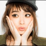 近藤千尋,メイク,髪型,かわいい,モデル