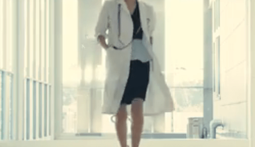 ドクターX5最終回衣装!大門未知子・米倉涼子の白黒フリルワンピースが可愛い!ブランドはどこ?