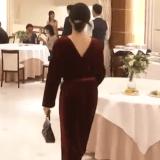 アンナチュラル市川実日子・東海林衣装!6話赤ドレスワンピ&黒ヒール靴が可愛い!ブランドはどこ?