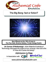 The Big Bang at The Alchemist cafe