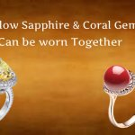 Can Yellow Sapphire & Coral Gemstone Be Worn Together?
