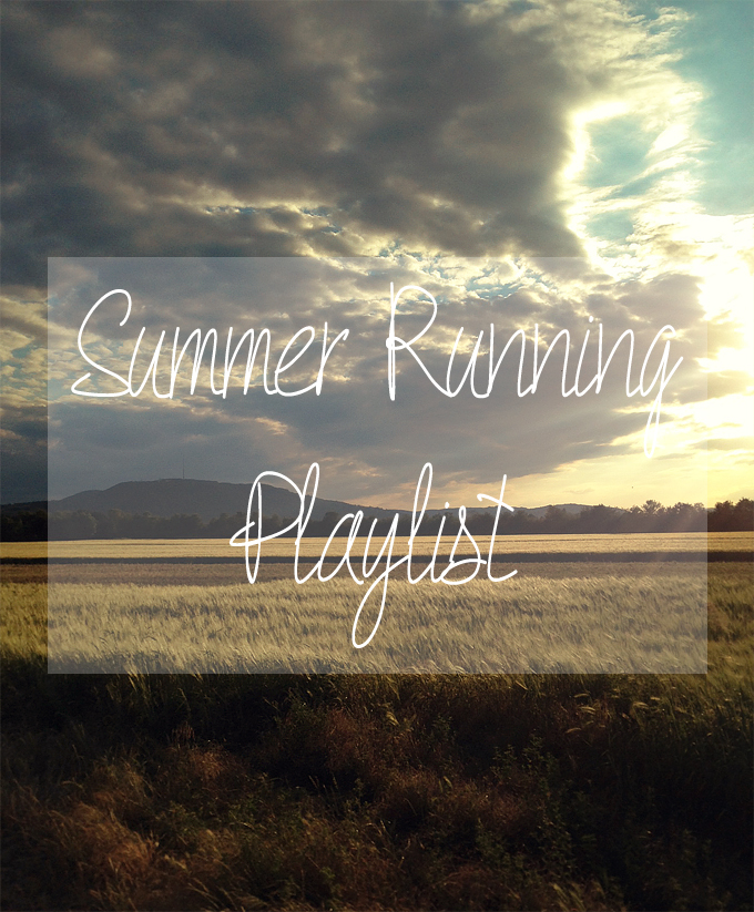 Summer Running Playlist