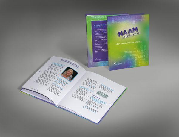 Boek Naamanalogie door Cora Leder