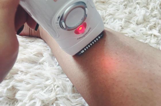 Воспаление после электроэпилятора