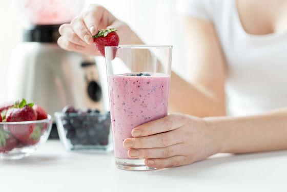 Напитки для избавления от жировых отложений
