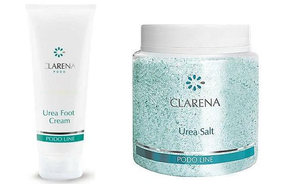 Увлажняющее средство и соль для ножных ванночек Urea Foot Cream