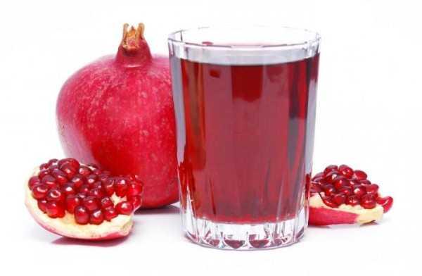 польза гранатового сока для беременных