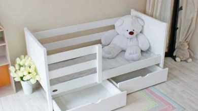 Как правильно выбрать детскую кроватку: рекомендации и особенности