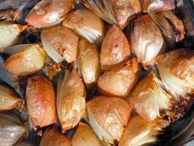 Печеный лук польза и вред