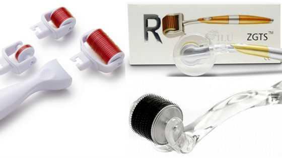Разные производители предлагают дерматороллеры высокого качества