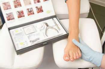 Разновидности ухода за стопами и пальцами ног