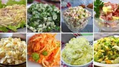 Photo of 10 рецептов ярких яичных салатов на любой вкус