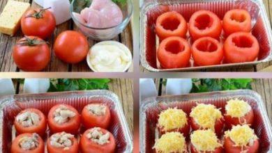 Photo of Фаршированные помидоры