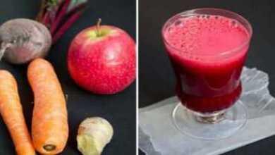 Photo of стакан сока, который разрушает все болезни