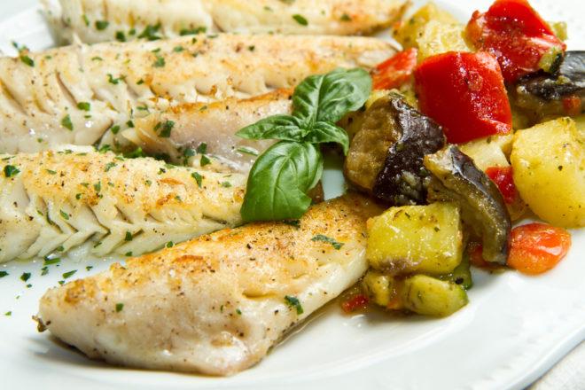 7 вариантов здорового ужина на ближайшую неделю. Разнообразно и некалорийно!