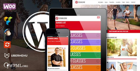 Fitness WordPress Theme eCommerce - 8