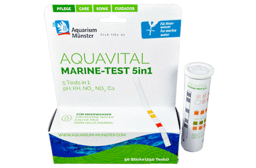 AQUAVITAL 5 en1 TEST
