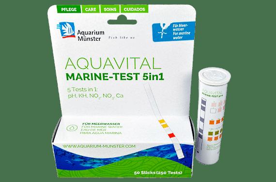 Aquavital Teste 5 in 1 Marine