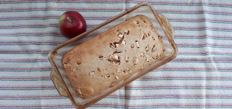 pain aux pommes de Cora Loomis, nutritionniste