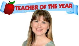 Teacher of the Year – Mrs. Dopazo